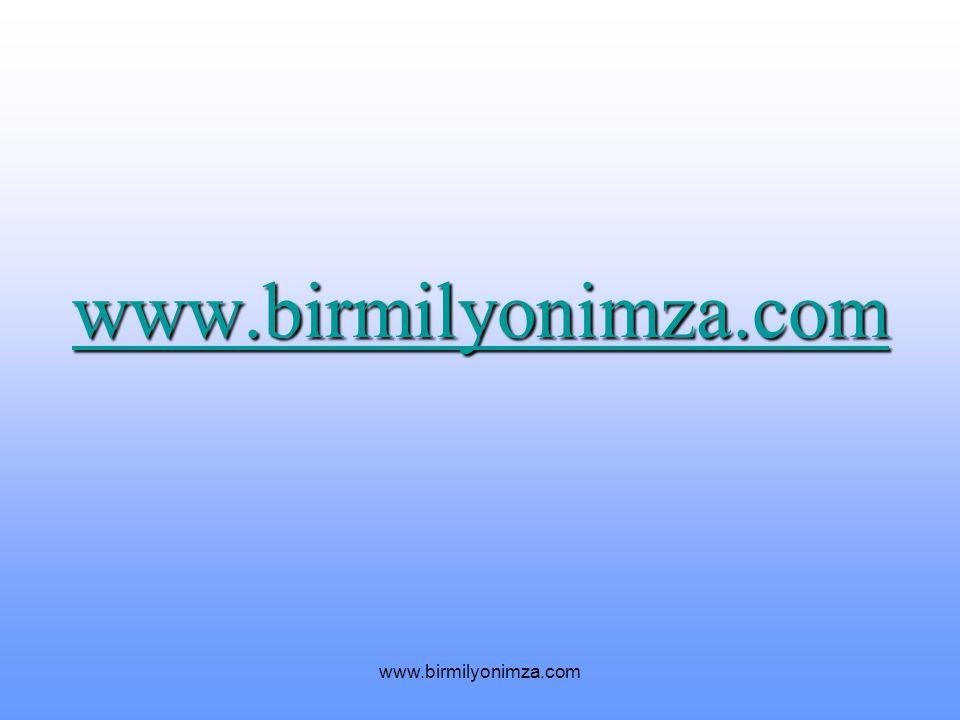 www.birmilyonimza.com