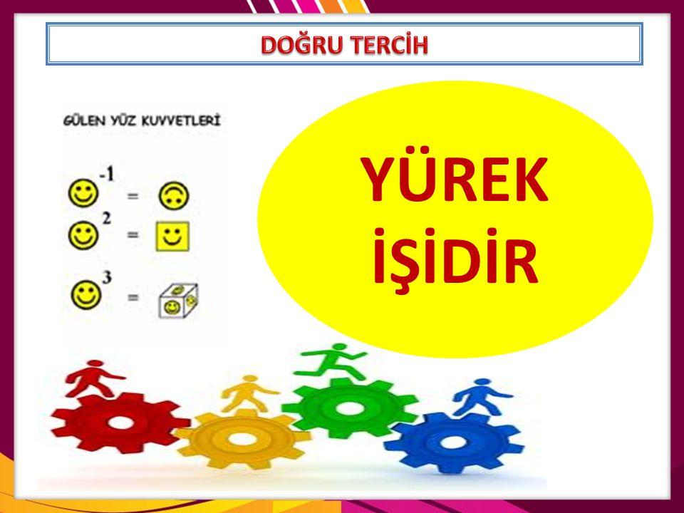YÜREK İŞİDİR