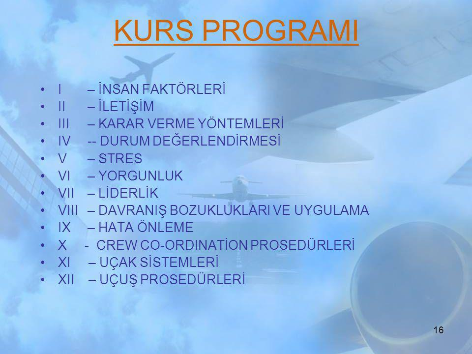 15 In principle, the purpose of crew co-ordination procedures is to achieve the following aims: a. The pilot-in-command fulfils his managing and decis