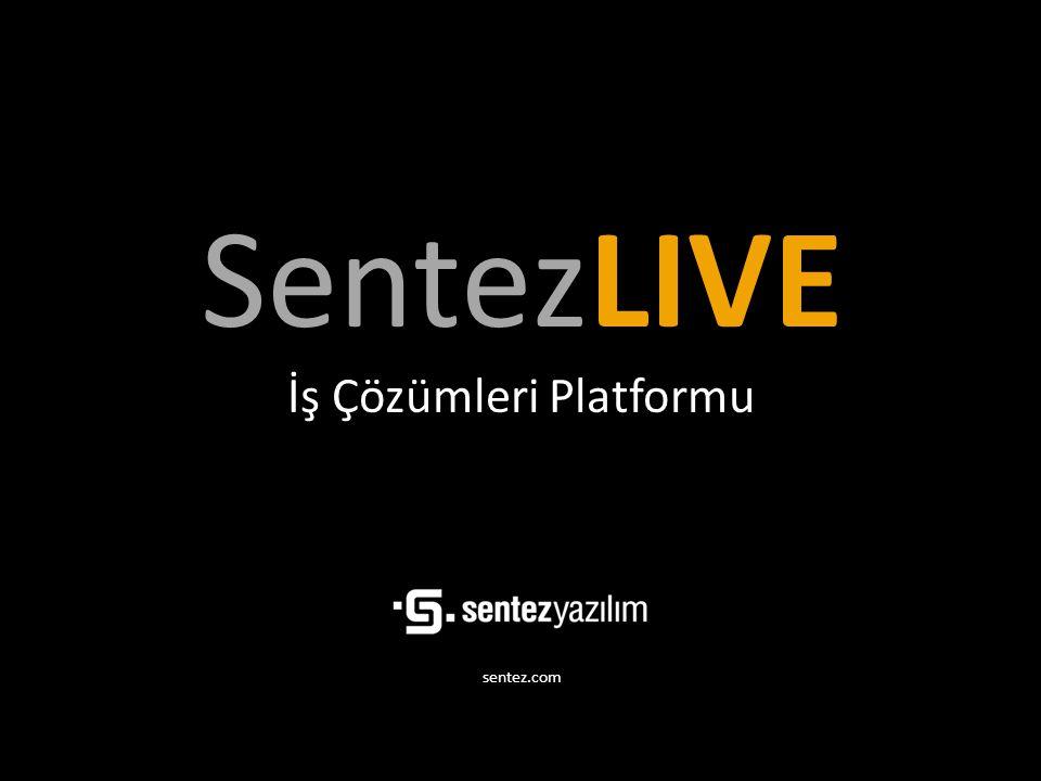 SentezLIVE İş Çözümleri Platformu sentez.com