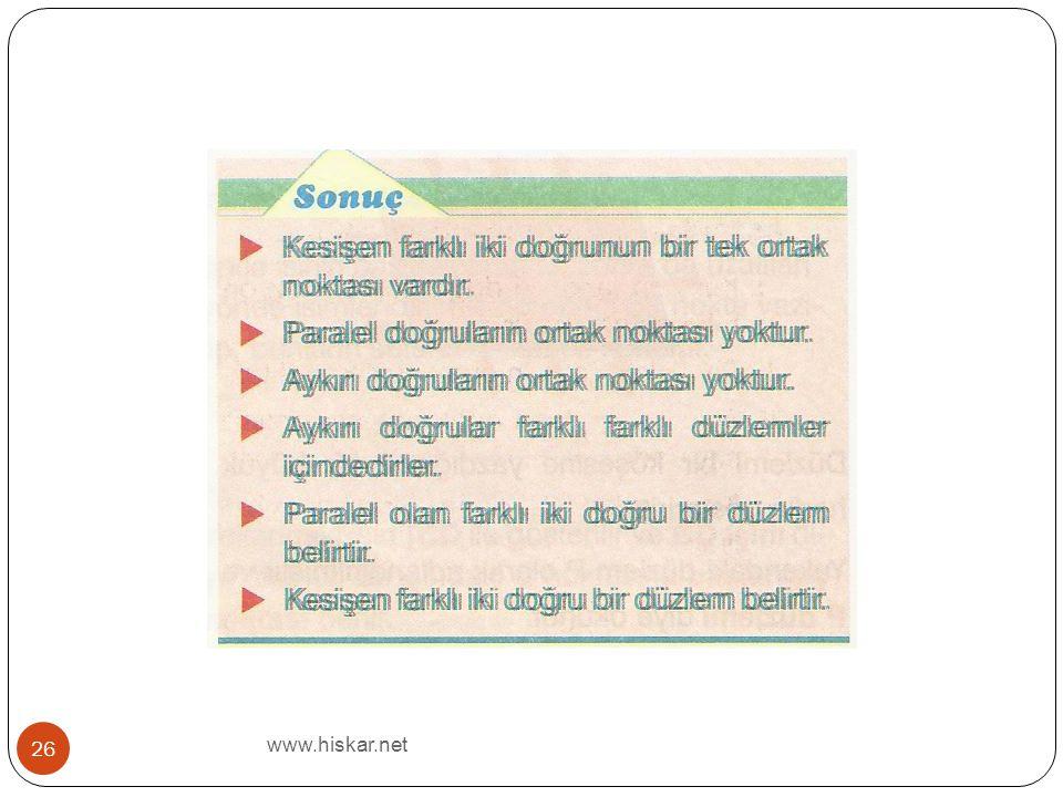 www.hiskar.net 26