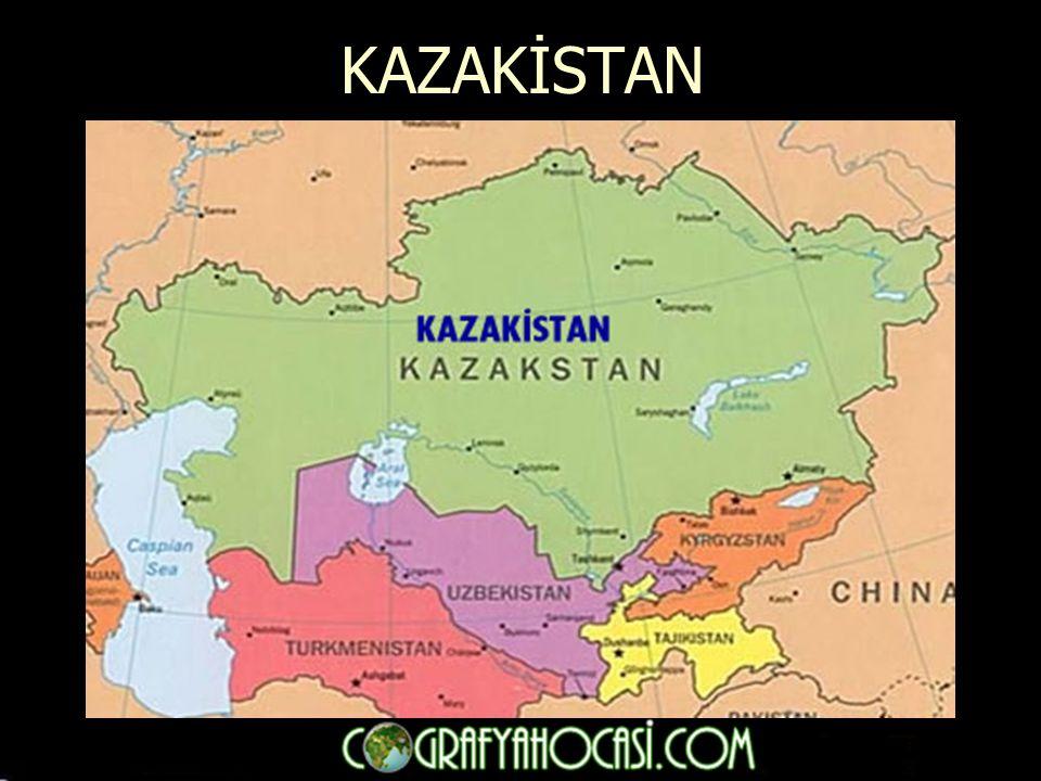 KAZAKİSTAN