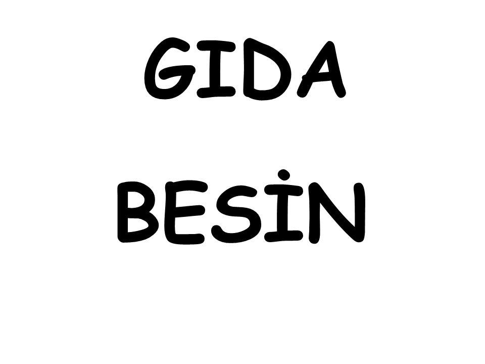GIDA BESİN