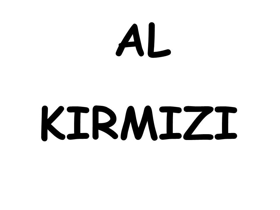 AL KIRMIZI
