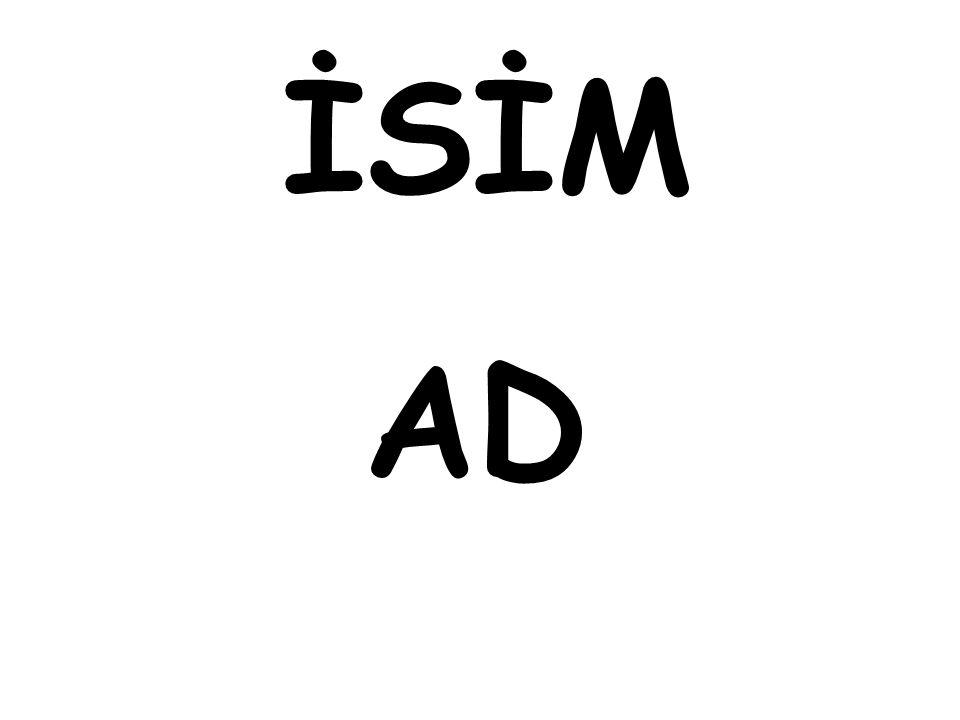 İSİM AD