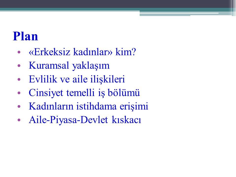 Kadınların istihdama erişimi Kayıtdışılık: Kadınların kayıtdışı çalışması ...kalite kontrolde çalışıyorum, sigorta falan yok, haftalık 150 TL, sigortam yok, patron yaparız ama yarısı senden yarısı benden diyor, ben ödeyemem, zam yapmasa da günümde paramı alabiliyorum.. (Boşanmış, 35 yaş, İstanbul) Erkeklerin kayıtdışı çalışması üzerinden annelik/eşlik nedeniyle sorun Eşim şofördü, sigortası yoktu, olsaydı hiç olmazsa bu duruma düşmezdik en azından...