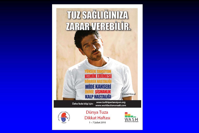 Tuzu nereden alıyoruz l Çalışmalar yurt dışından l Türkiye'ye ait bilgi sınırlı ve yeni