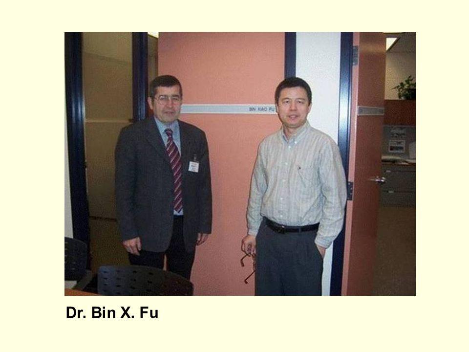 Dr. Bin X. Fu