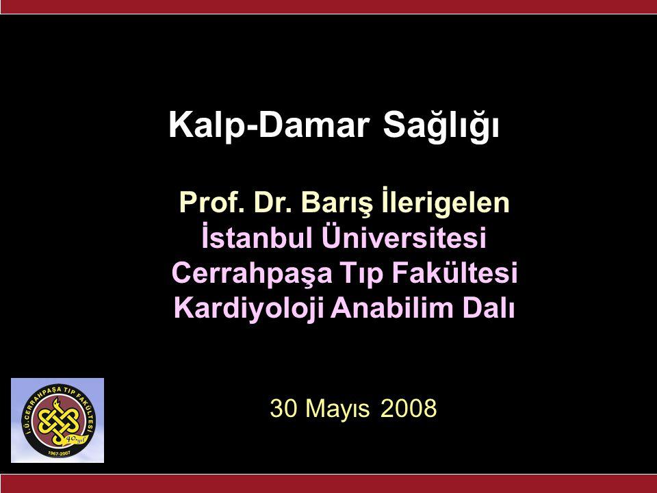 Kalp-Damar Sağlığı Prof.Dr.