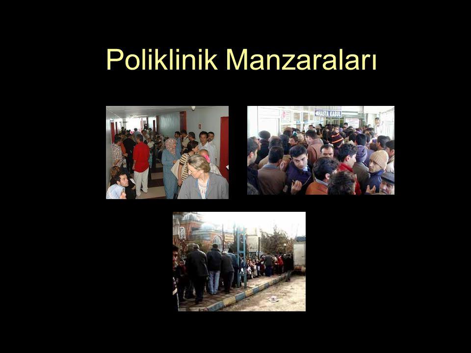 Poliklinik Manzaraları