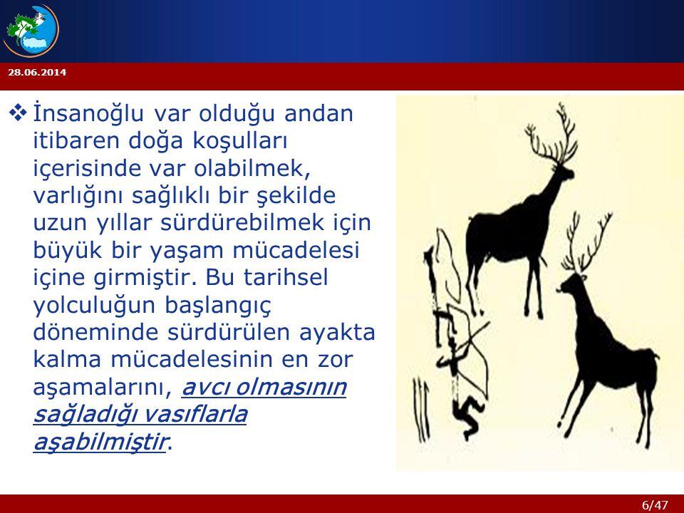 7/47 28.06.2014  Bilindiği üzere insanlar canlılar dünyasının en gelişmiş yaratığıdır.