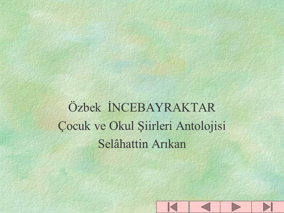 TÜRKİYE'M V Antalya'da duygularım çağlaşır, Anamur'da Kıbrıs diye ağlaşır, Manavgat'ta köpük köpük dağlaşır.
