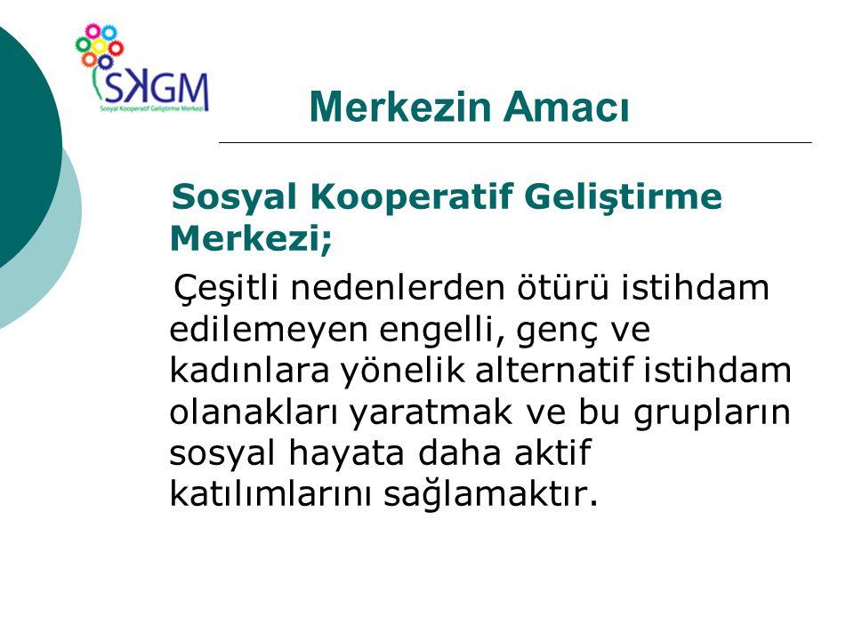 SOSYAL İŞ KOOPERATİFİ NASIL İŞLİYOR.
