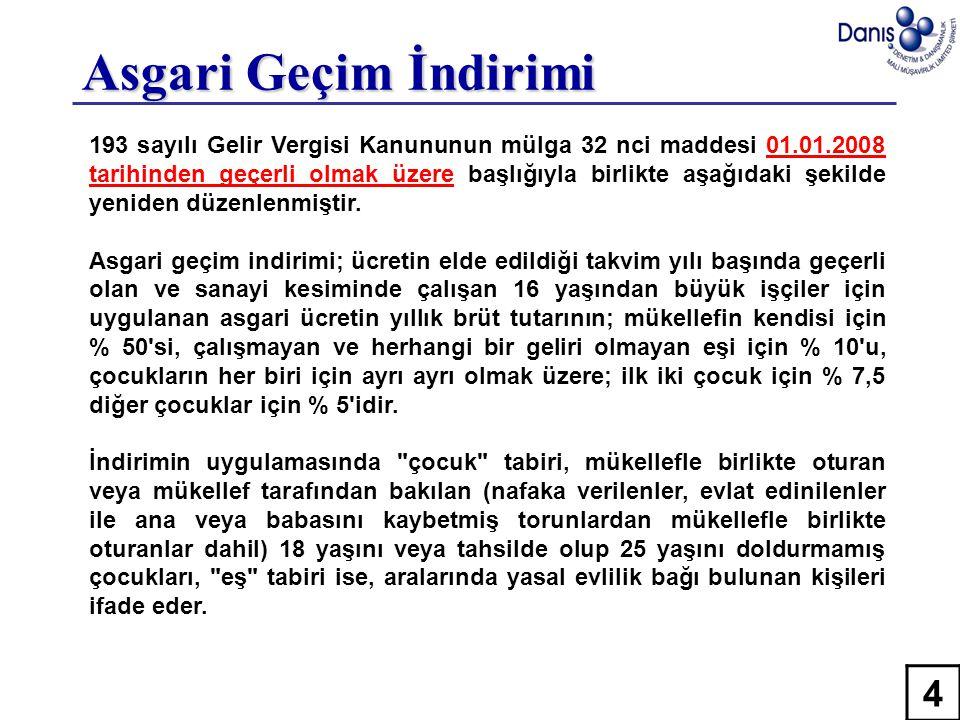 Örnek ; Güvenli Enerji Şirketinde Asgari ücret ile çalışan Adil Demir'in Kasım/2009 dönemi için Brüt : 139,57.-TL (Net: 100.-TL) ikramiyeye hak kazanmıştır.