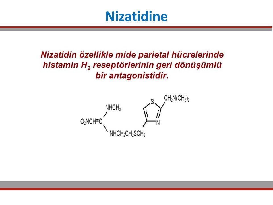 Nizatidine