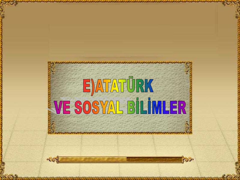 Türk Tarihi Tetkik Cemiyeti'nden başlayalım; Atatürk 1931 yılında Türk Tarihi Tetkik Cemiyeti ni niçin kurmuştur?