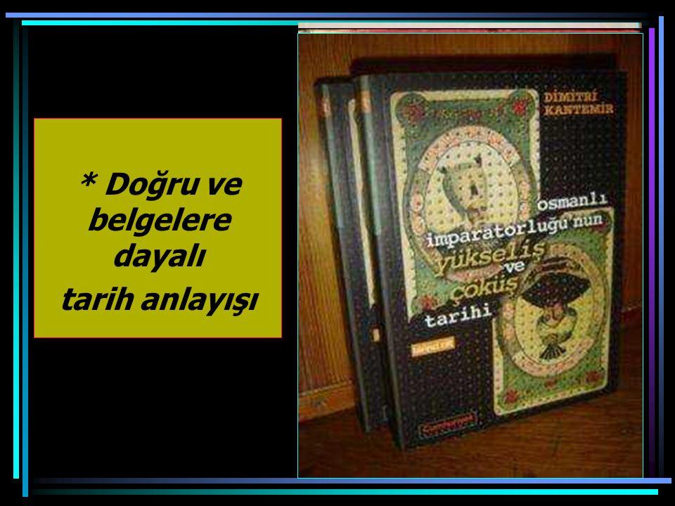 """Türk Tarihi Tetkik Cemiyeti'nden başlayalım; Atatürk 1931 yılında """"Türk Tarihi Tetkik Cemiyeti""""ni niçin kurmuştur?"""