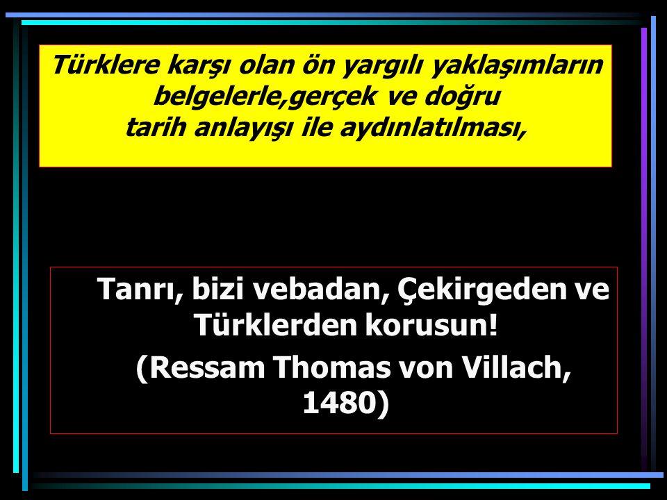 * Türk milleti ile ilgili haksız iddia ve taleplerin çürütülmesi Örnek;