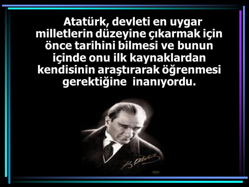 Türklere karşı olan ön yargılı yaklaşımların belgelerle,gerçek ve doğru tarih anlayışı ile aydınlatılması, Tanrı, bizi vebadan, Çekirgeden ve Türklerd