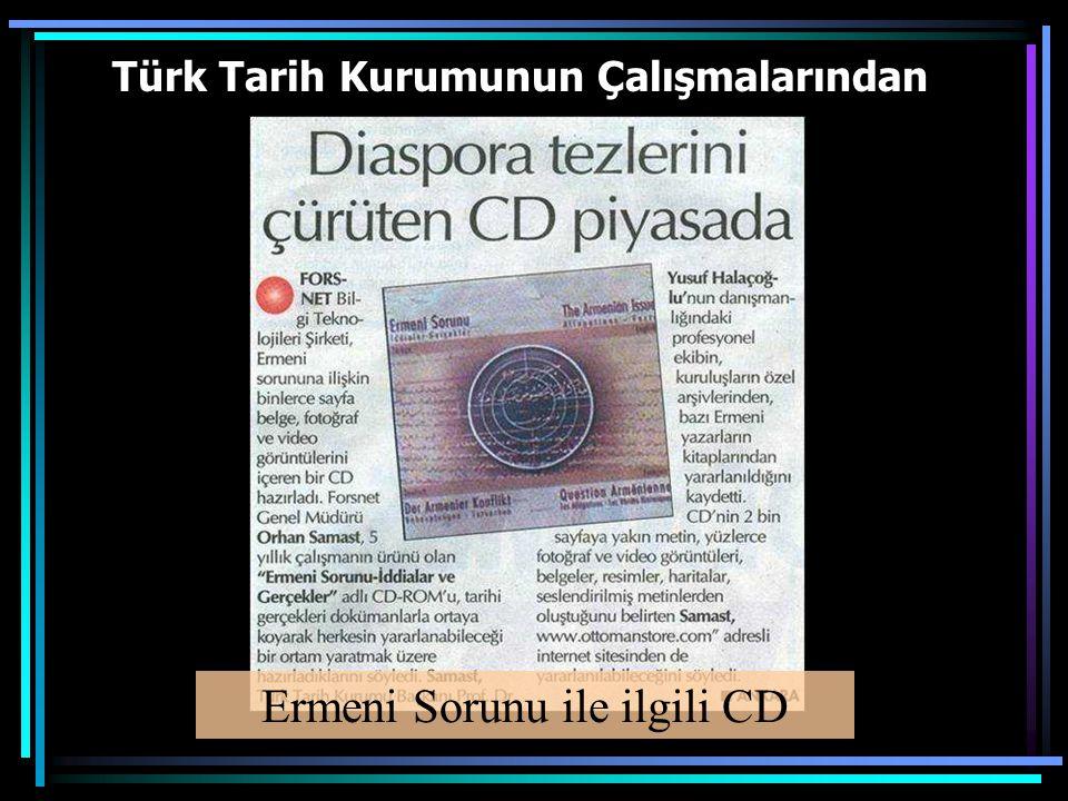 TTK'nın yapmış olduğu kazıları anlatan yayını