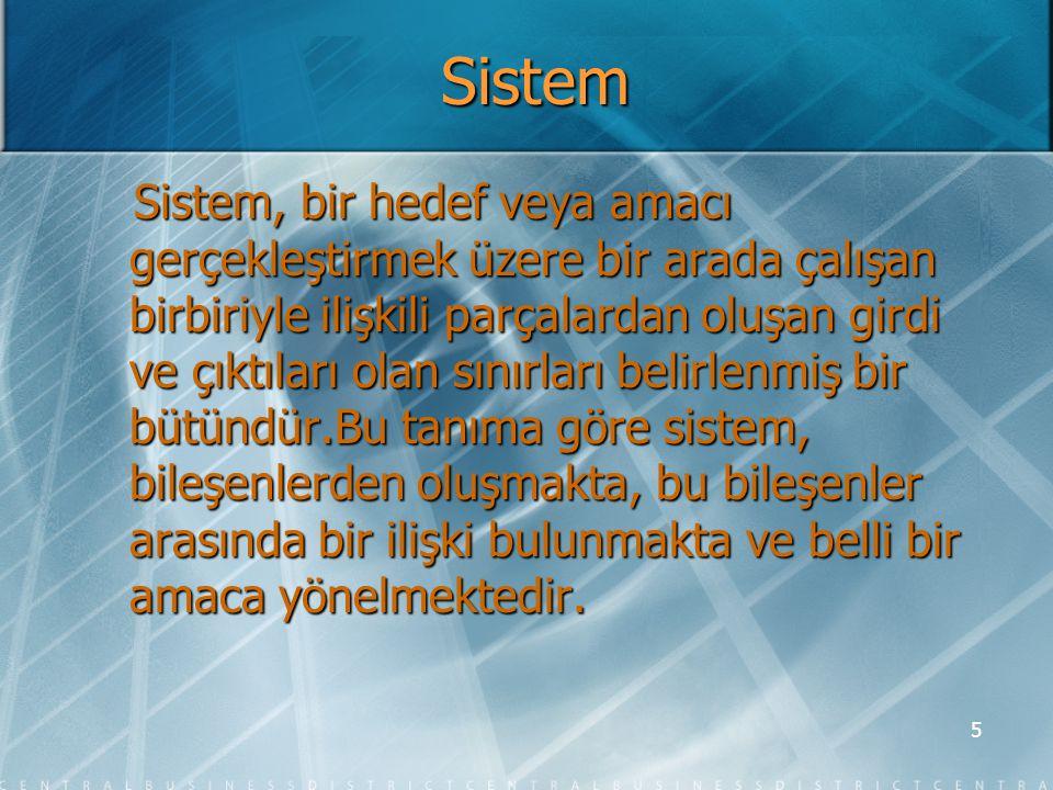 6 Sistem