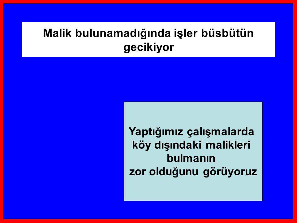 BTC Projesinin Türkiye ayağında bir çok yerde varolan YY sorunları görülmemektedir. Biz Şanslıyız