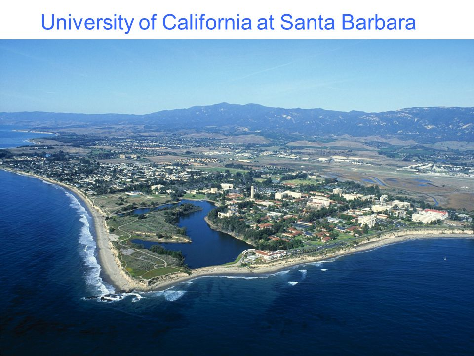 University of California at Santa Barbara