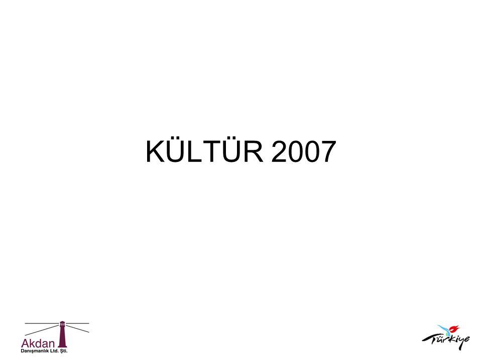 KÜLTÜR 2007