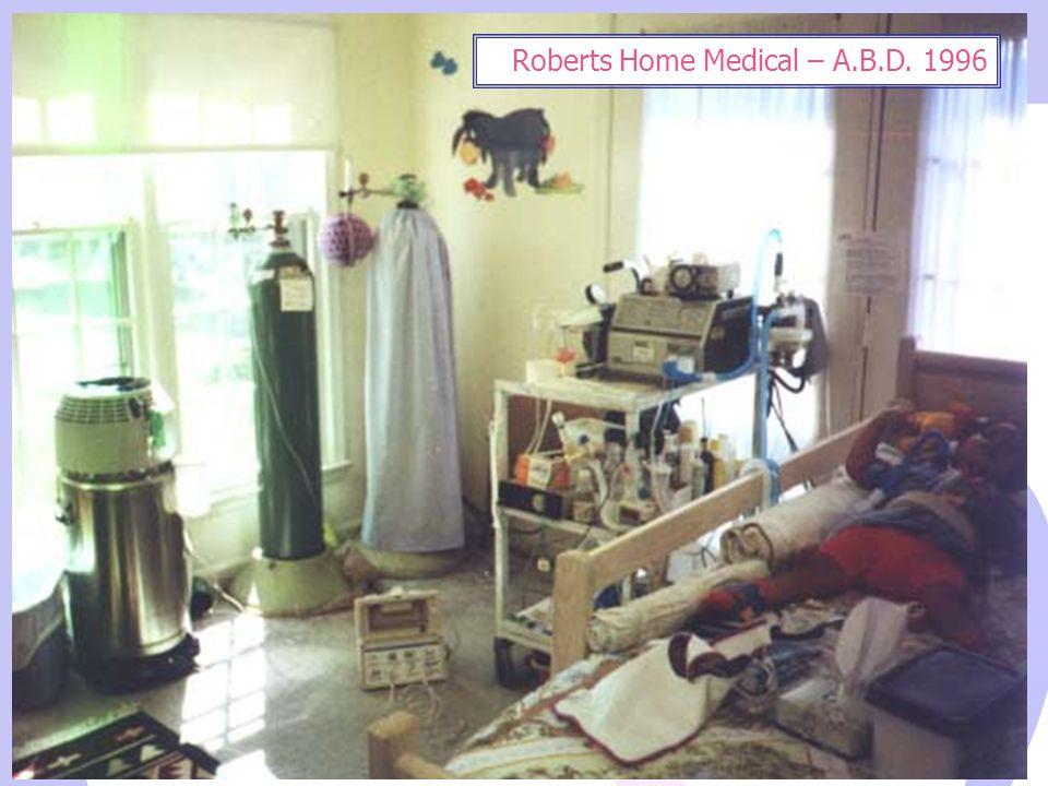 Roberts Home Medical – A.B.D. 1996