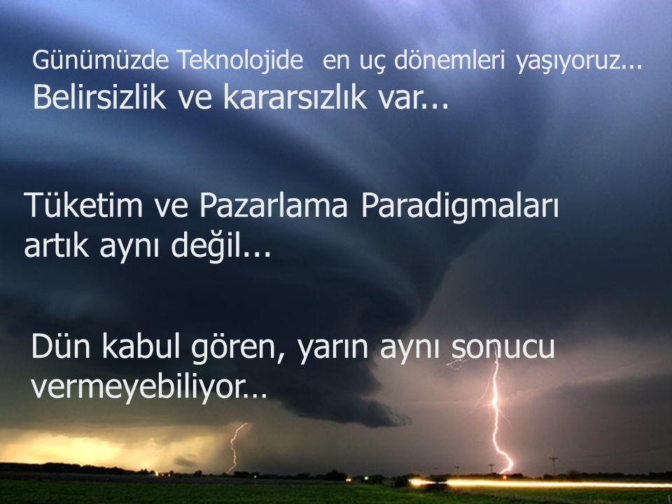 3 GfK Türkiye Retail and Technology WEB 3.0 ISTANBUL KONFERANSI16 Nisan 2013 Gelecek hiçbirimiz için aynı değil  Pazarlar değişiyor  Ürünler değişiyor  İletişim değişiyor