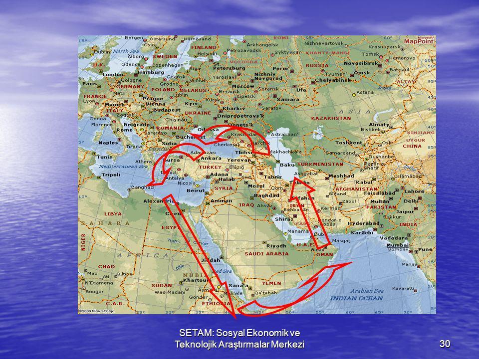 SETAM: Sosyal Ekonomik ve Teknolojik Araştırmalar Merkezi30