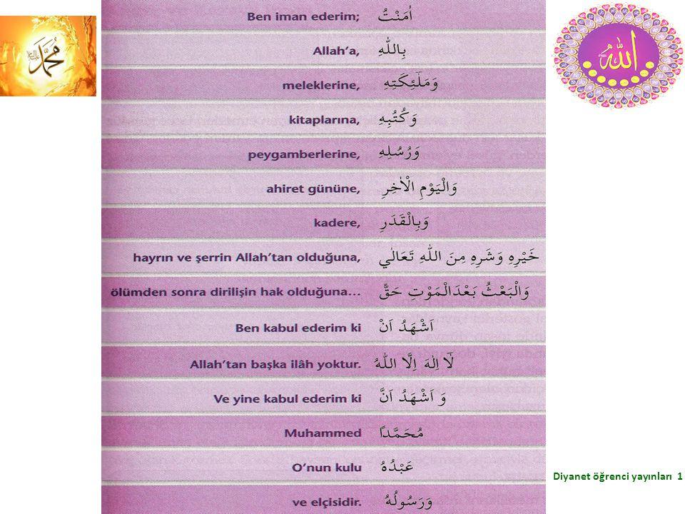8 -Tekvin :Allah, Yaratıcıdır.( Kuranda 43 yerde geçer.