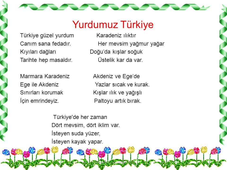 Bakalım yazılan diğer şiirler de bizim şiirlerimiz kadar güzel mi? www.egitimcininadresi.com