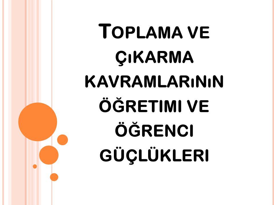 Türk eğitim sistemindeki ikinci sınıf düzeyinde öncelikle modellerle 1'lik, 10'luk, 100'lük gruplandırmalara ve karşılaştırmalara yer verilmektedir.