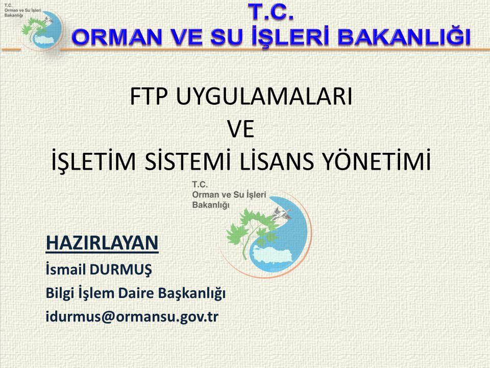 FTP NEDİR.