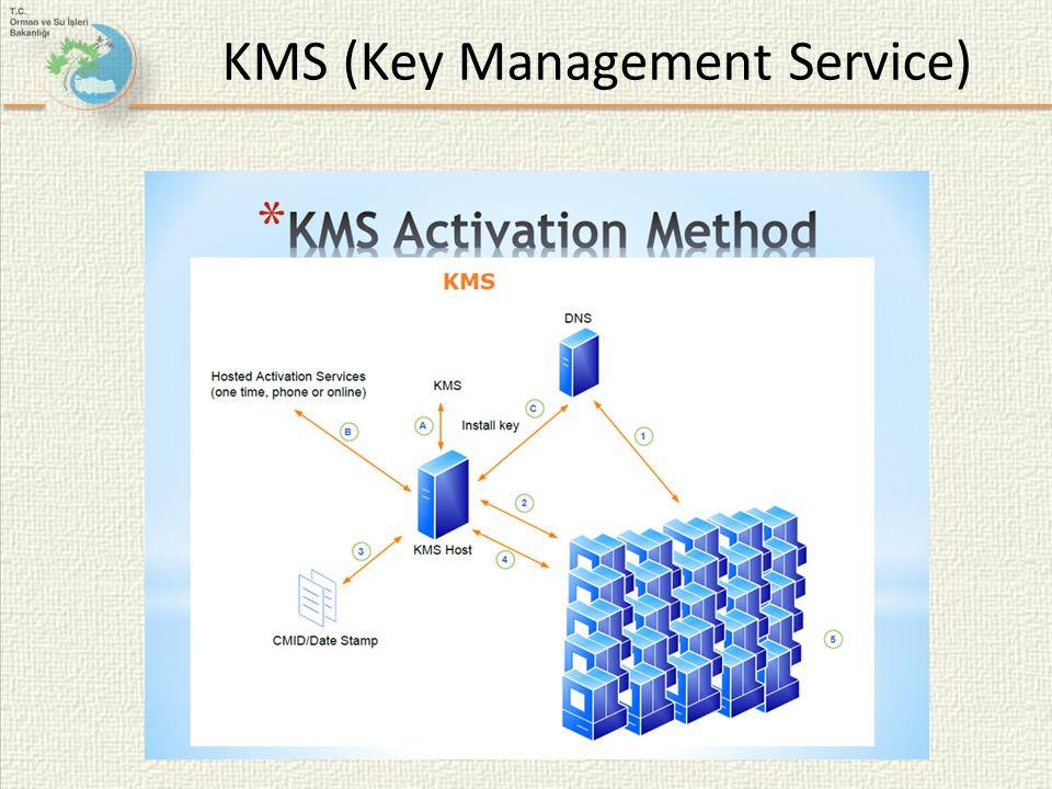 KMS (Key Management Service)