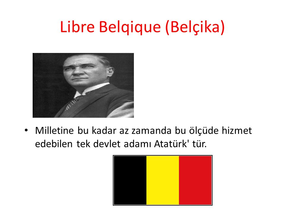 New York Times (ABD) • Mustafa Kemal, savaş sonrası döneminin en yetenekli liderlerinden biri.