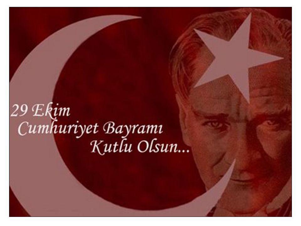 Atatürk'ün 29 Ekim 1933 günü, Cumhuriyet'in 10.