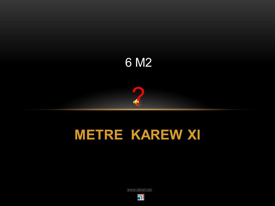 METRE KÜBEW BLI 7 M3