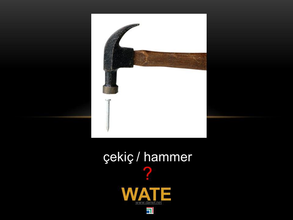 P Ḣ EX testere / saw