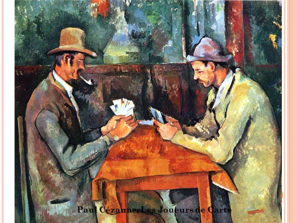Paul Cézanne, Les Joueurs de Carte