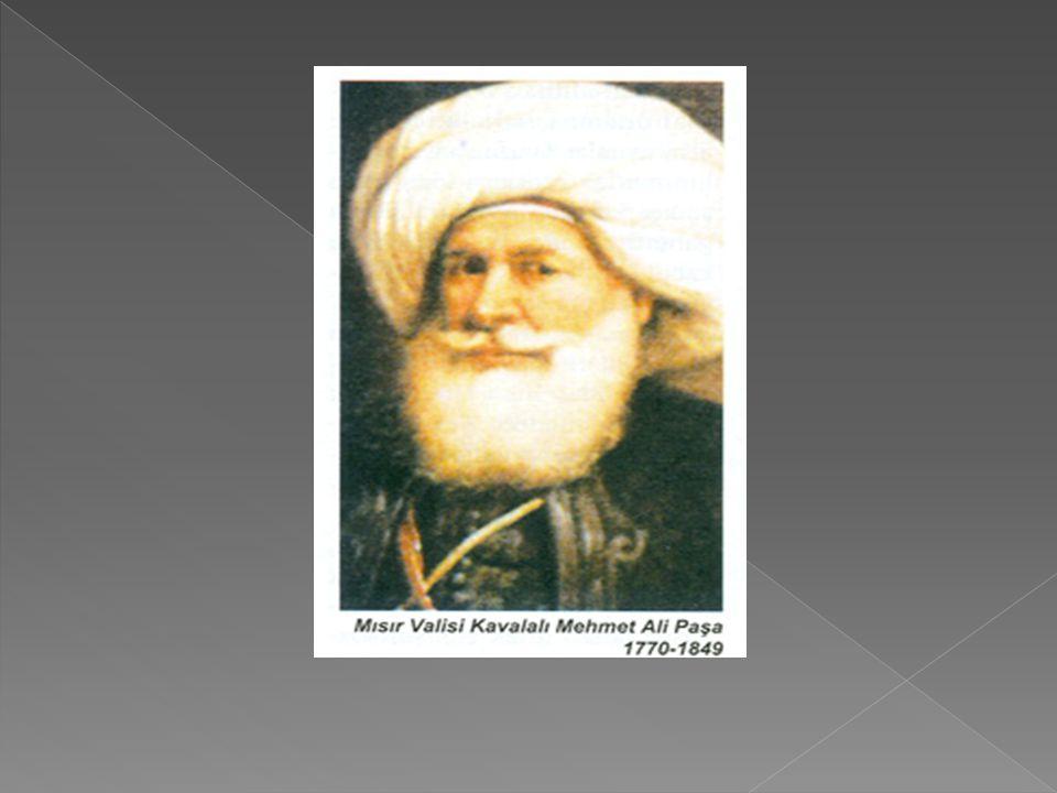  Bu sebepten 1828-1829 Osmanlı – Rus Savaşı'nda yardım isteyen II.Mahmut' a gerekli yardımı yapmayan Mehmet Ali Paşa'ya vaad ettiği toprakları vermed