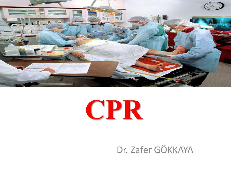 CPR Dr. Zafer GÖKKAYA