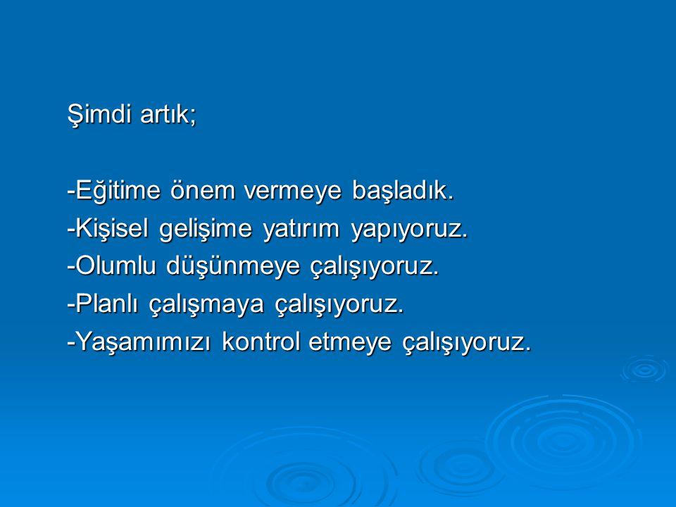 Türk yöneticilerin geneline baktığımızda, eskisi kadar çok yoğun olmasa da hâlâ bir grup yöneticinin, kendinden daha iyi olanı yanında barındırmak istemediğini görüyoruz.