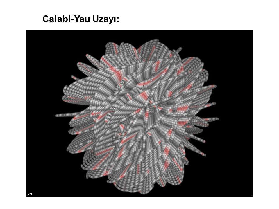 Calabi-Yau Uzayı: