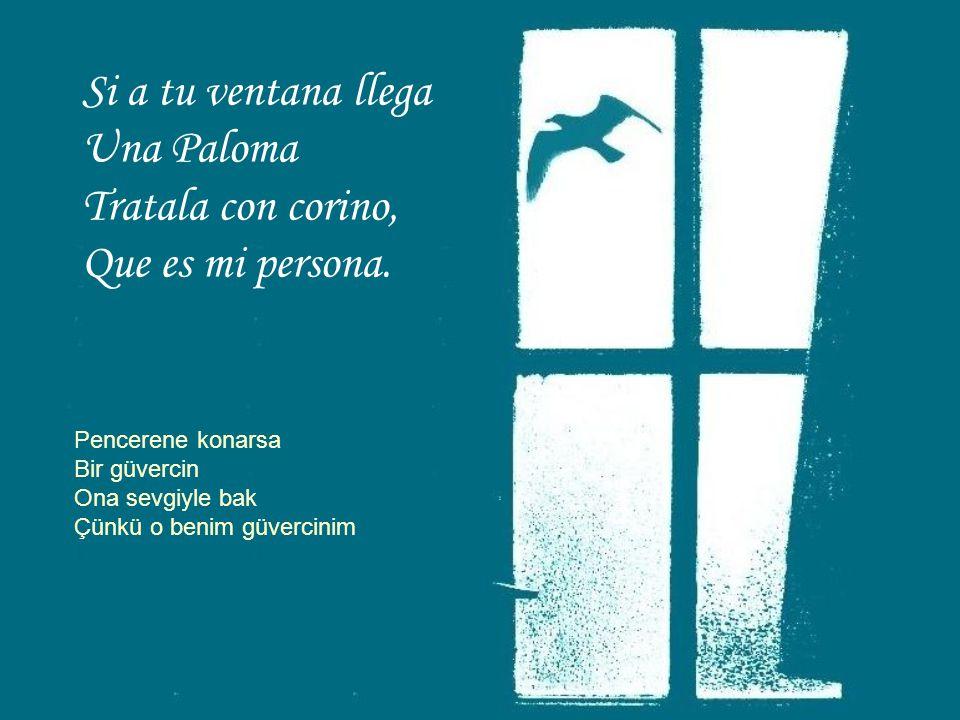 Cuando salí de la Habana ¡Valgame Dios! Nadie me ha visto salir Si no fuí yo. Y una linda Guachinanga Qui me seguió Que se vino tras de mi, Sí me seño