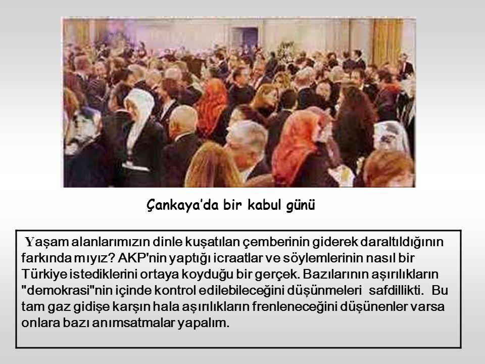 """AK Parti'li Cüneyd Zapsu, """"Türbanını çıkar demek 'donunu çıkar' demektir"""" dedi ! (Basından) AKP Başkanı'nın baş danışmanlarından birinin kadınlara baş"""