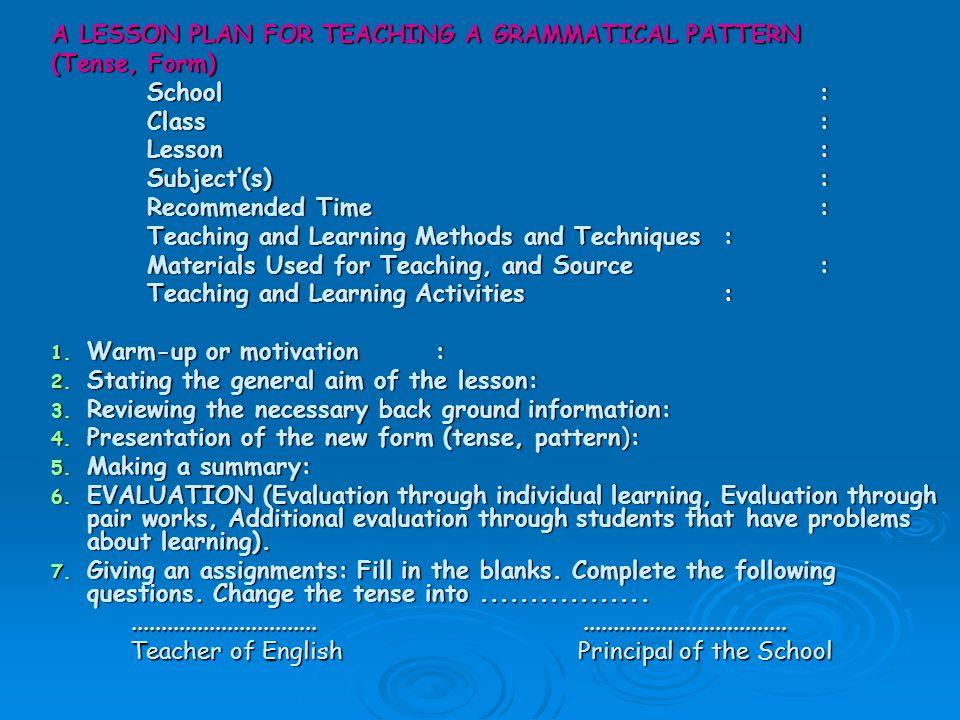 2. Öğretim Etkinliklerini önceden Planlama: Öğretim etkinlikleri,yıllık,ve ders planları olmak üzere üç aşamada planlanmaktadır.Plan yapma,bir anlamda