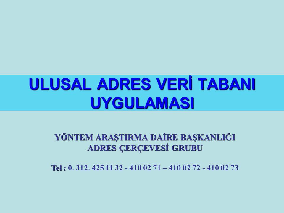 Ankara Kazan belediyesi Osmaneli mahallesini kayıtlara eklemek istiyorum.