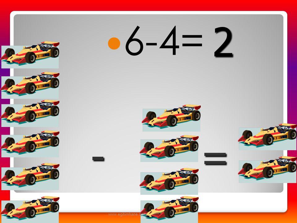  7-2= - = 5...www.egitimhane.com...